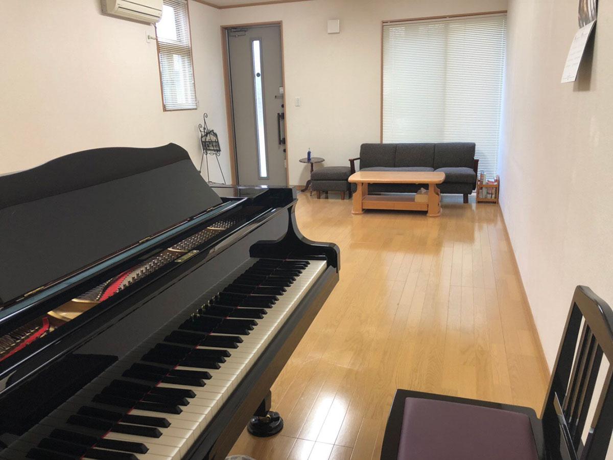 船岡東教室 レッスン室