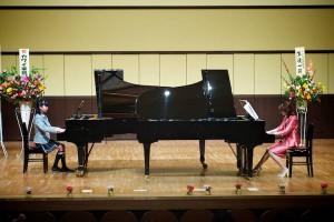 発表会 2台ピアノ演奏
